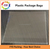 Super Clear OPP Plastic Bags With Self-adhesive Book Cover