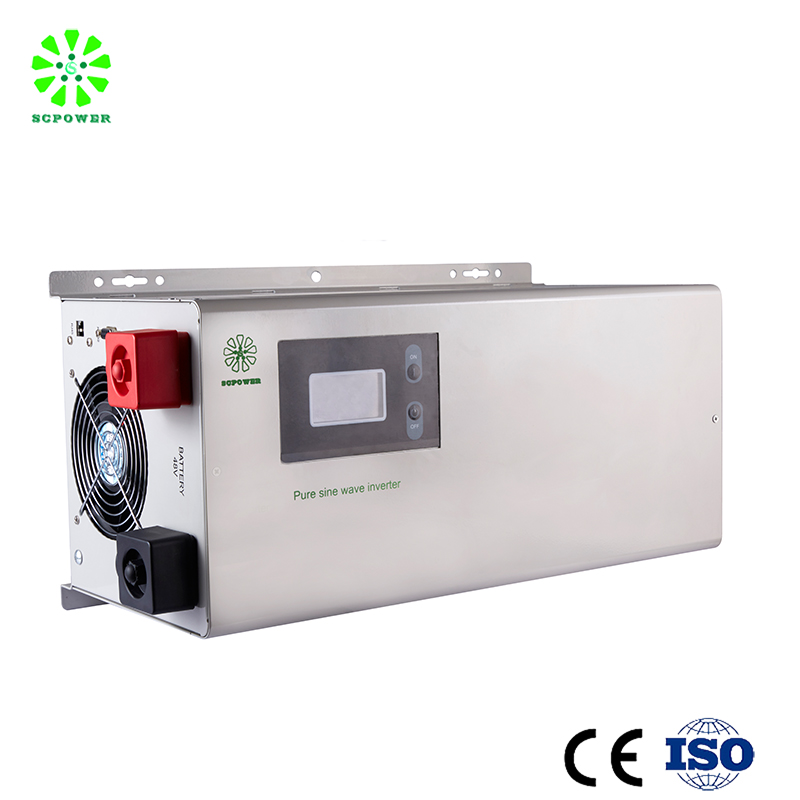 4000W off grid UPS function power inverter