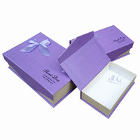 Printing Luxury Magnetic Paper Folding Flat