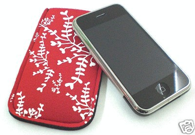 Mobile phone bags for travelling Neoprene pouch case holder