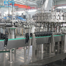 Carbonated Can Beverage Filling Machine Small Carbonated Drink Filling Machine