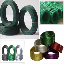 China Supplier High Quality Nylon/PE/ PVC /PA/PP Coated Galvanized Steel Wire Rope