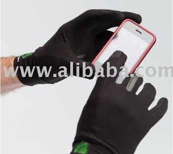 New Design Conductive/touchpad runners glove