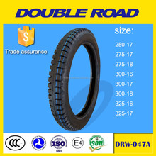 Not used high speed motorcycle tire tyre 3.25-16 to philippines