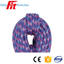 Pre-stretched safety Polyester Ropes