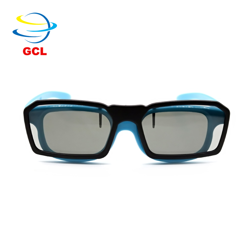 2017 best popular sale China six full movie 3d vr glasses for 3d theater