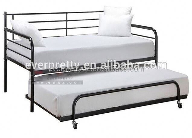 Modern design double japanese tatami folding sofa cum bed designs in steel