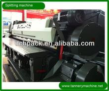 China leather splitting machine