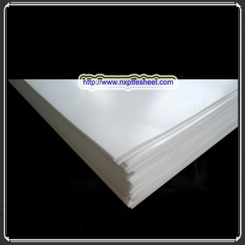 Import PTFE sheet from nxptfe