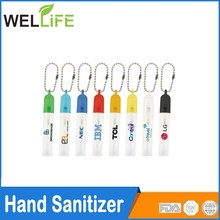 pen spray hand sanitizer with fruit scents , liquid hand wash gel