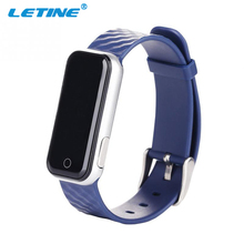 OLED Touch Screen Smart Wirstband,IP67 Waterproof Heart Rate Wristband Activity Tracker Shenzhen