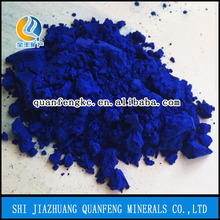 high tinting force blue iron oxide pigments for Wood plastic