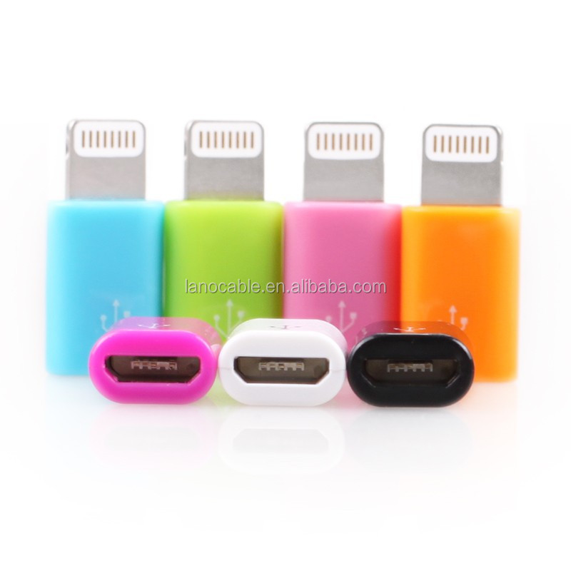 Multi use C48 to micro usb adapter converter