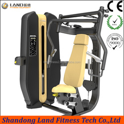 2016 IWF fitness expo Commercial gym equipment LDLS-001 Converging Chest Press Sport Fitness equipment China