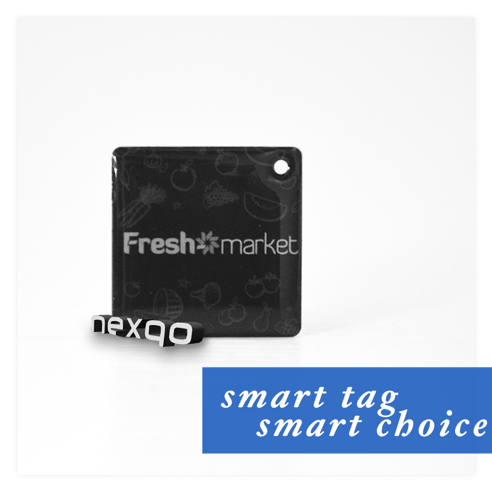 13.56MHz MIFARE Classic 1K Programmable RFID NFC sticker / tag / label