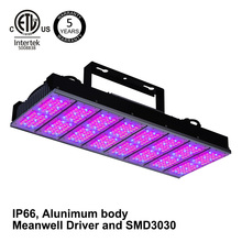 2017 New UL cUL ETL Listed 500W Eshine Systems Hydroponic Full Spectrum Best Indoor SMD LED Plant Grow Light