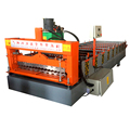 850 corrugated aluminum sheet wave matal tile roll forming machine for sale