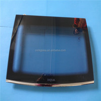 new fridge parts good quality safety glass shelf for refrigerator