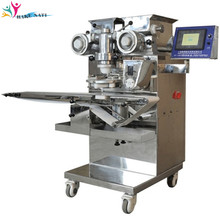 popular supplier food confectionary industrial ce mooncake maamoul making machine