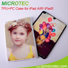 TPU Phone Case Sublimation Printing for iPad Air