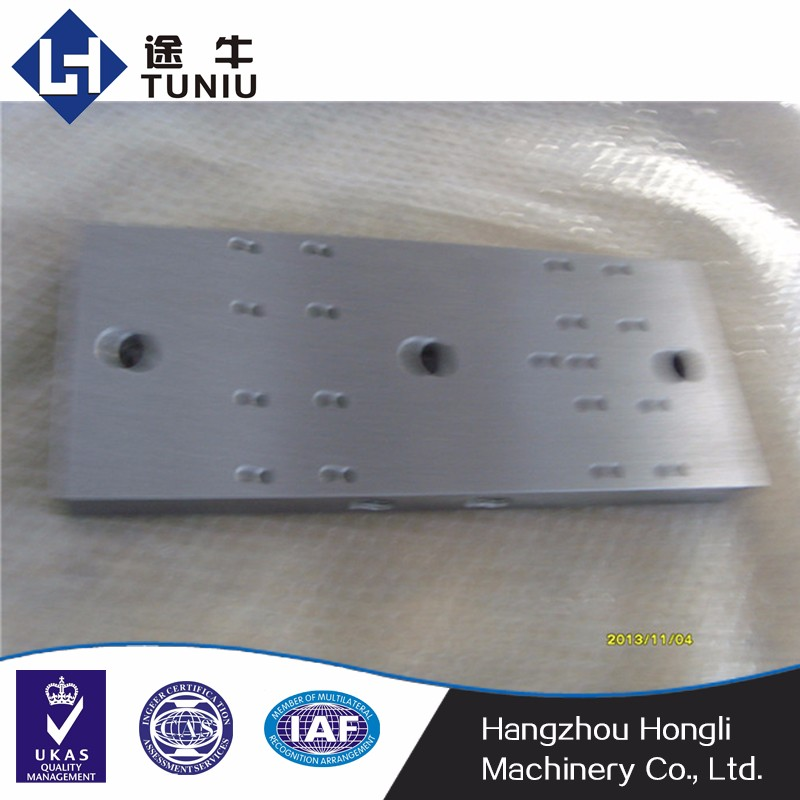 Milling and cnc machining china car body part with aluminum die casting
