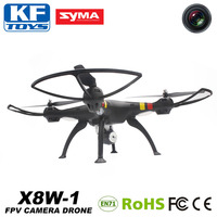 syma x8w-1 Wholesale quadcopter kids toy FPV 2.4G 6 Axis Gyro WIFI RC drone