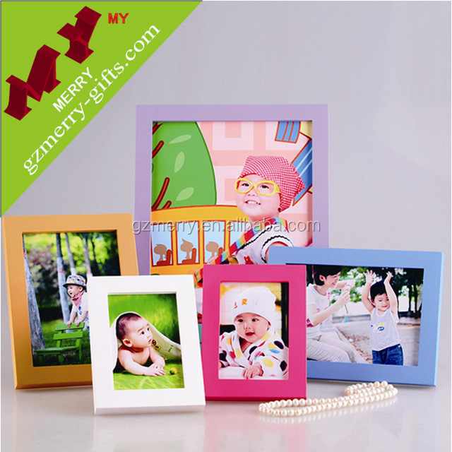 Cheap small wood picture frame