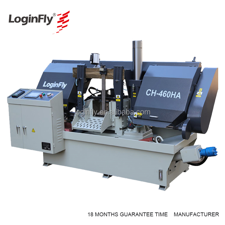400mm High Quality Automatic Band Saw Copper Cutting Machine with CE