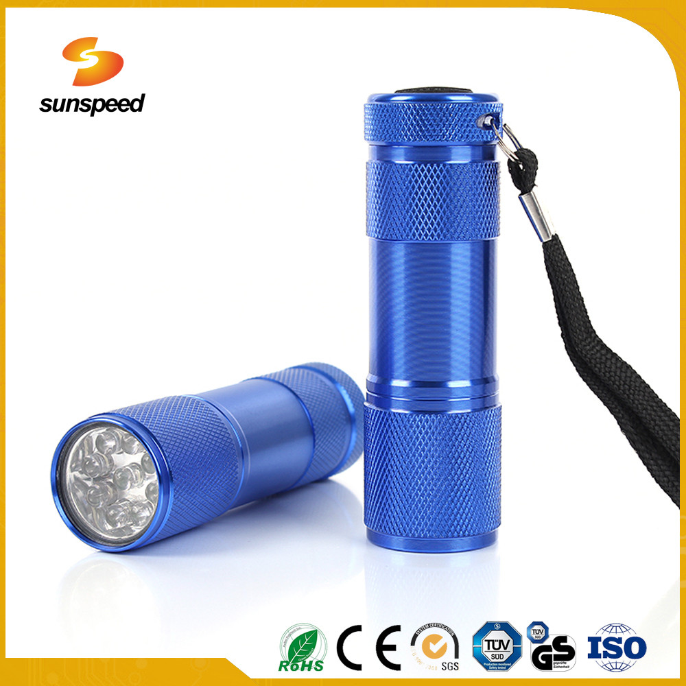 Hot Selling 0.2W Bright Light Led Torch Super Bright Flashlight