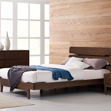 Hot sale & high quality eastern king platform bamboo bed