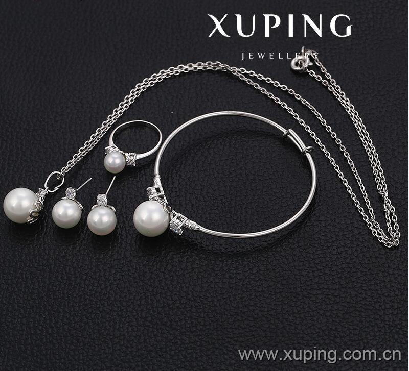 63723 Xuping fashion baby artificial jewellery set