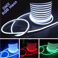 LED flexible light with low pressure 12V bright neon patch advertising signs outdoor waterproof soft light to do font