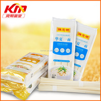 Whole wheat textured wheat protein gluten noodles (North Amreican Wheat)