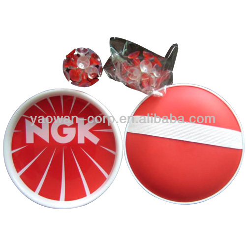 Children Plastic Suction Catch Ball Game Set