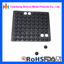 3M silicone bumper / foot pad/furniture rubber foot pad