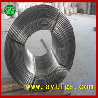 Calcium Silicon Cored Wire Silicon Metal