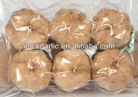 Hot-Sale Purely Green Organic Black Garlic 6pcs/bag