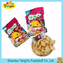 Halal snack deliciour non-fired potato chips puffing food