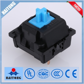 2017 hot selling cherry switch MX key switch with blue shaft for game and computer keyboard