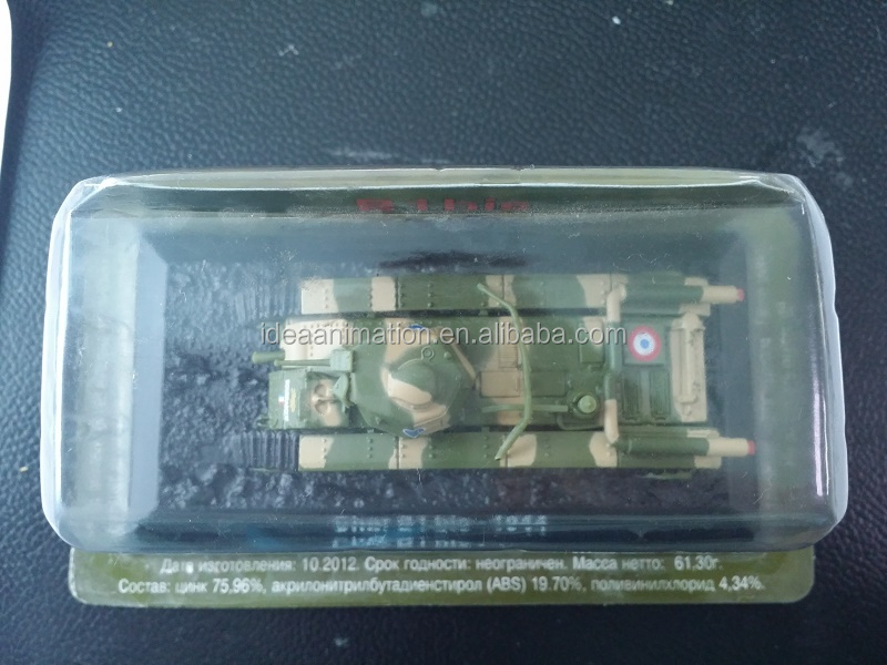 tank model die cast tank model for sale