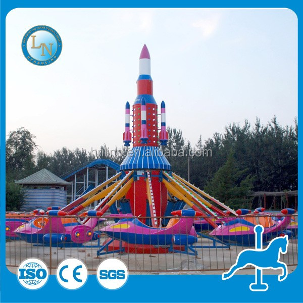 Mini playground children games ! Kiddy amusement helicopter ride