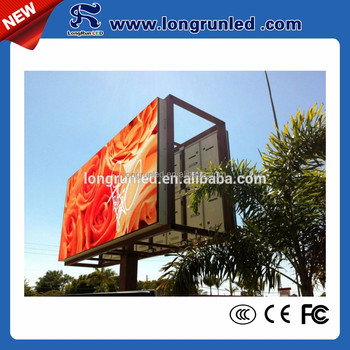 Customized Ultra Bright Outdoor P10 LED Sign for Commercial Advertising