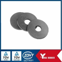 EPDM Rubber Cushion Gasket Seal / Rubber Seal Washer Part / Silicone Sealing Piece