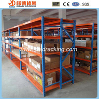 Warehouse steel medium duty racks / shelving storage system