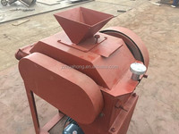 Industrial Lab Double Roller Crusher/2-Roller Crusher/ Lab 2-Roller Crusher Construction Equipment
