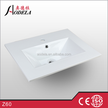 ADL-Z60 made in china bathroom small size sink