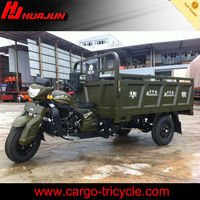 cargo box tricycle/250cc water cooled scooter/3-wheel motorcycle car