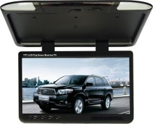 20 inch Car Roof Mount Flip Down Monitor with TV, AV, USB, SD, IR Transmitter Function