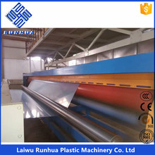 three layer co extrusion plastic film blowing machine for greenhouse film