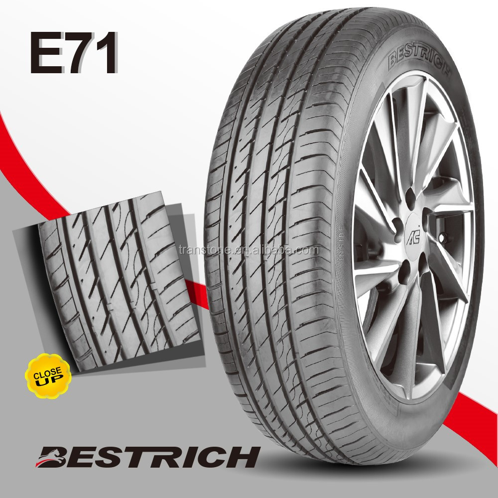 TEKPRO brand china radial car tyre 13 inch radial tire BESTRICH brand passenger car tire